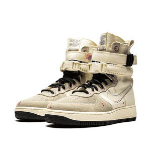 Nike Men's SF AF1 Air Force Shoes Muslin Sz 12.5